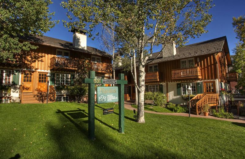 Rental exterior at Frias Properties of Aspen - Alpenblick #11.