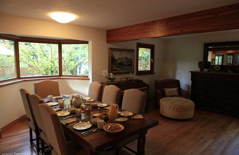 Dining room at Durlacher Hof.