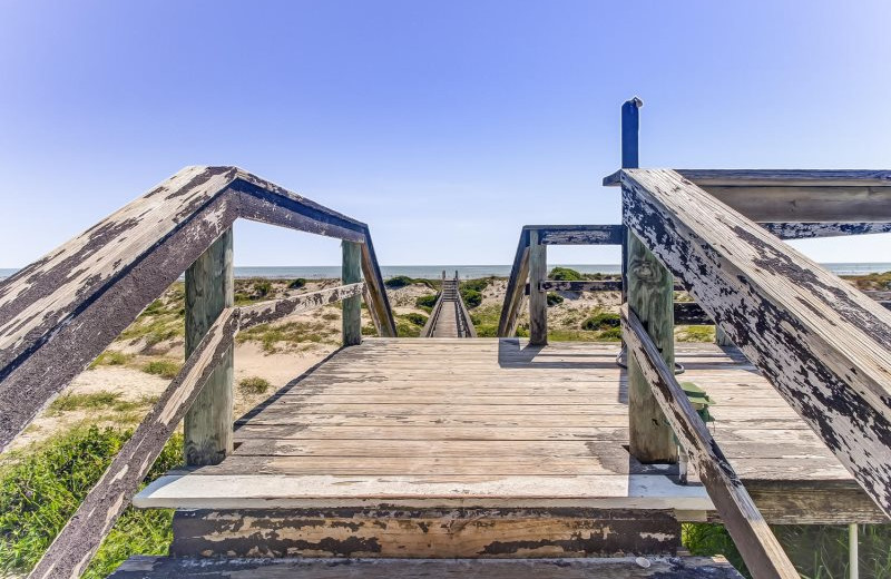 Boardwalk at Beach Vacation Rentals.