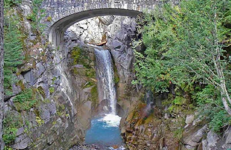 Christine Falls at Stone Creek Lodge