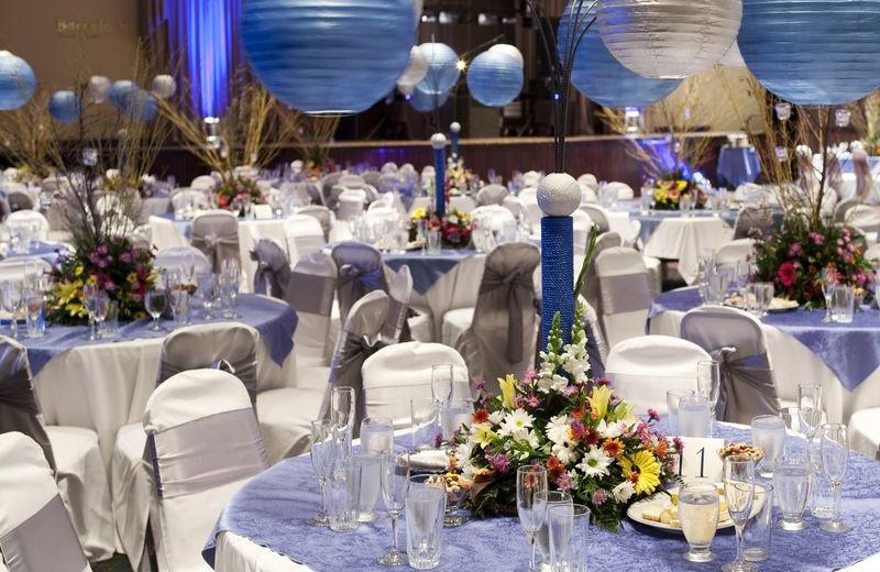 Wedding View at Restaurant