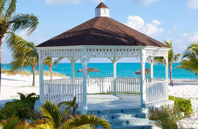 Beach at Treasure Cay Resort and Marina.