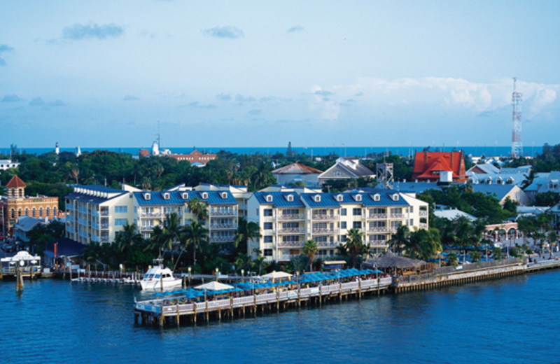 Exterior view of Ocean Key Resort & Spa.