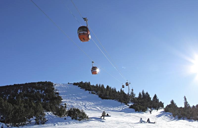 Ski near Stoneridge Resort.