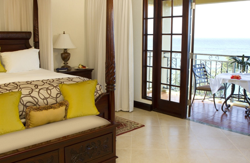 Guest room at The Jewel Dunn's River Resort & Spa.