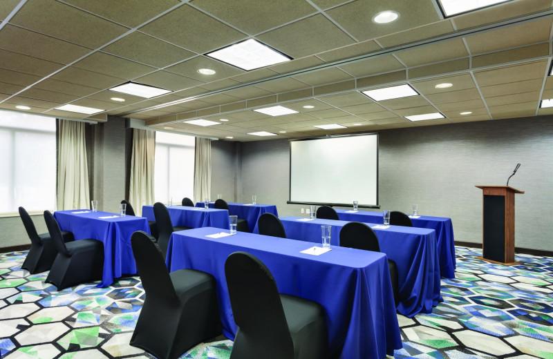 Meetings at Radisson Hotel Dallas North Addison.