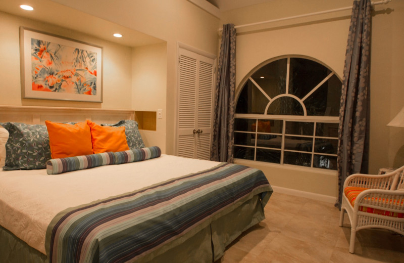 Guest room at Paradise Island Beach Club.