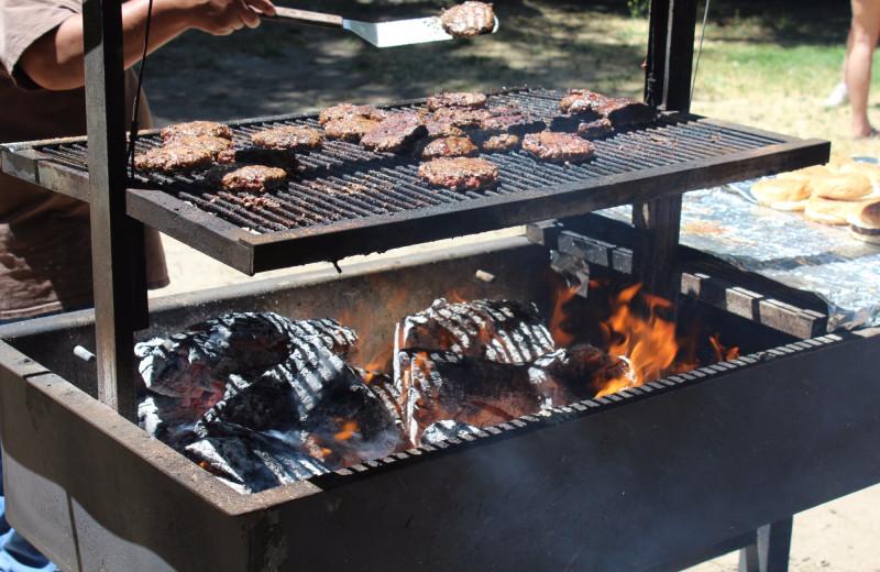 BBQ at Rankin Ranch.
