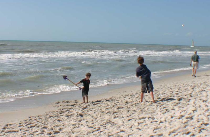 Beach near CNE Vacation Rental.