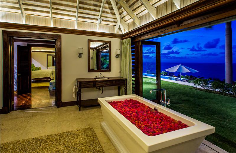 Rental interior at Jamaican Treasures.