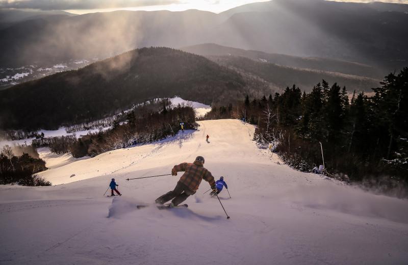 Ski at Black Bear Lodge.