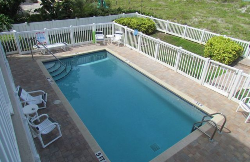 Swimming Pool at Long Key Vacation Rentals
