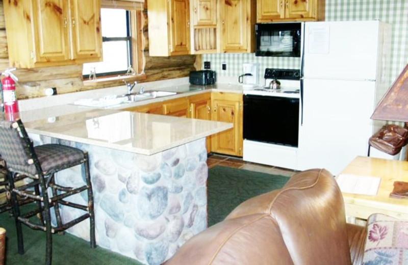 Full Kitchen at Whitetail Ridge