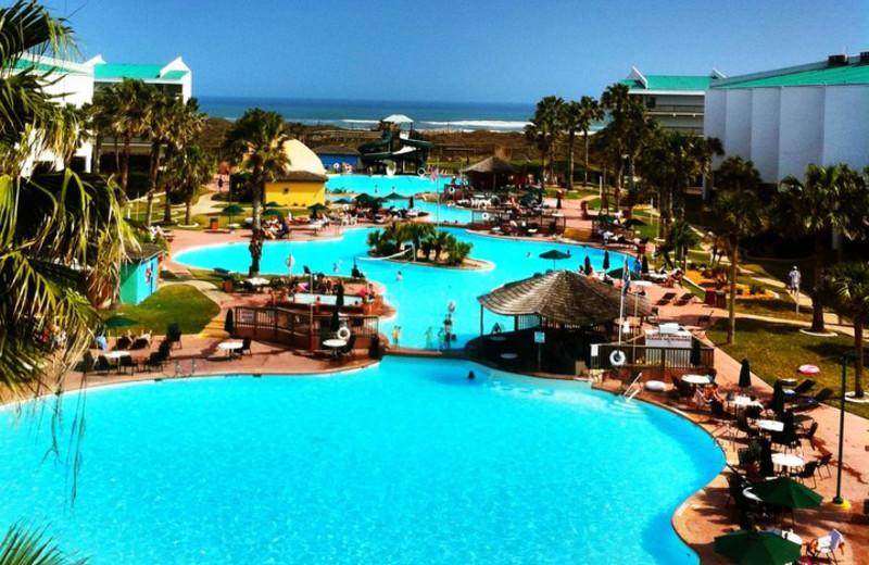Outdoor Pool at Port Royal Ocean Resort