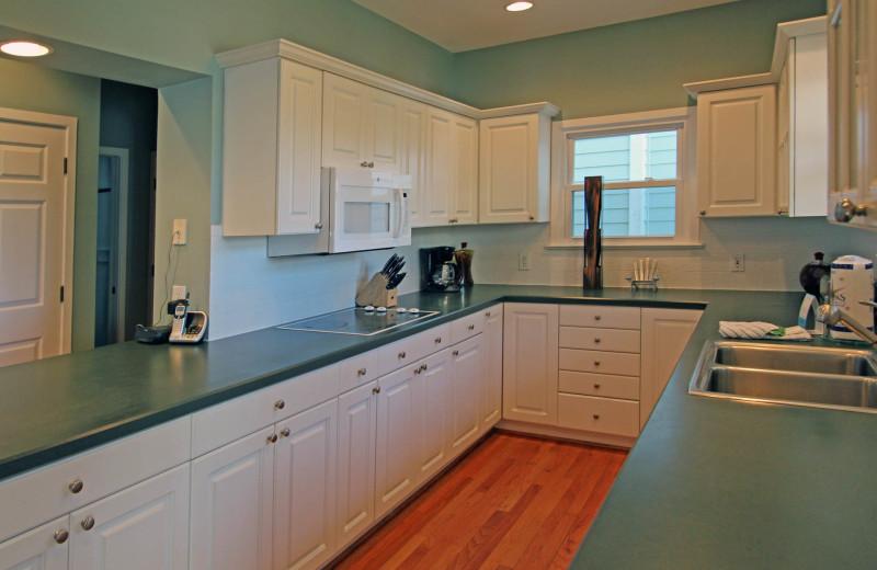 Kitchen at Ocean Point 18.