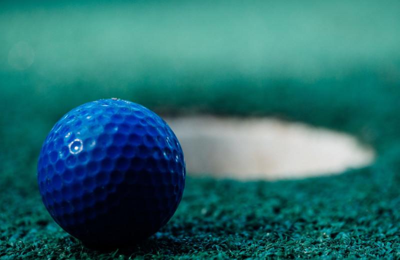 Golf near Anchorage Inn.