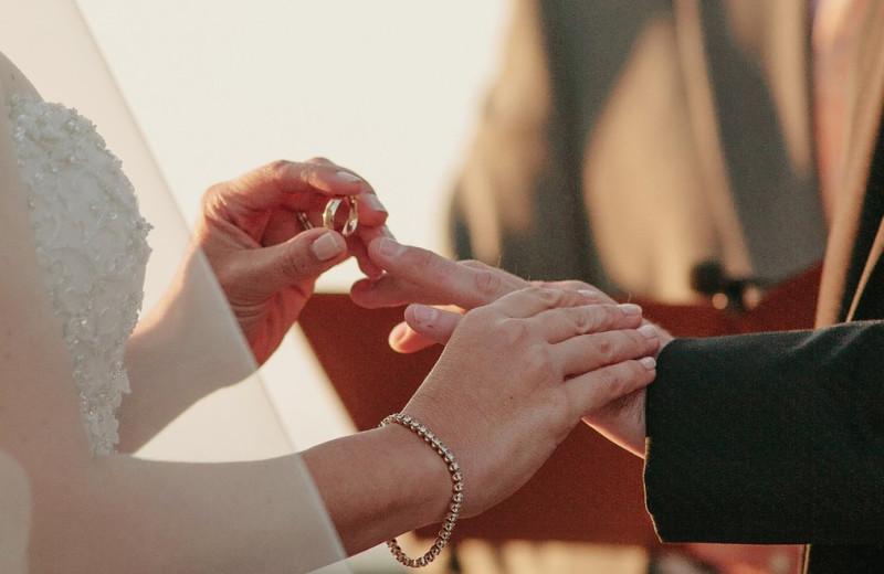 Weddings at Big Cypress Lodge.