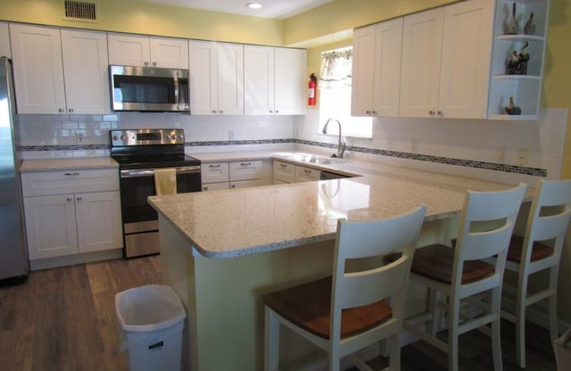 Rental Kitchen at Long Key Vacation Rentals