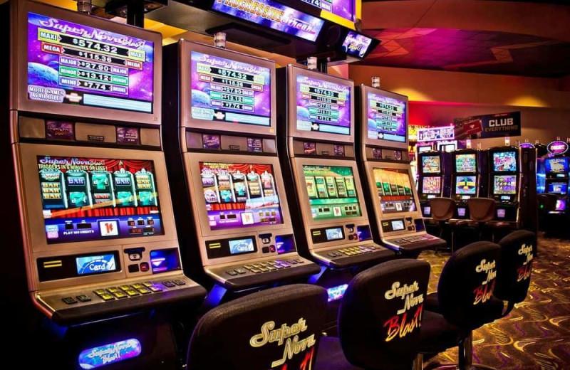 Casino at Desert Diamond Casino.