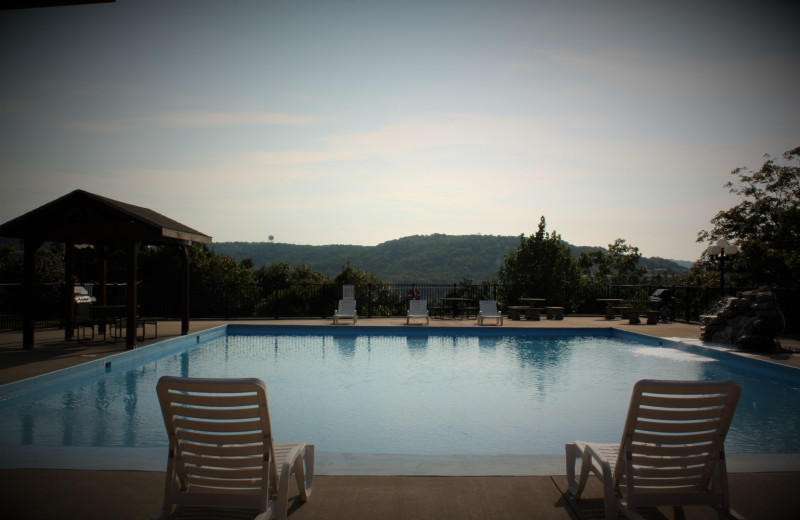 Outdoor Pool at Rockwood Resort