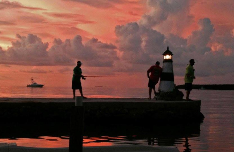 Fishing at Keys Holiday Rentals, Inc.