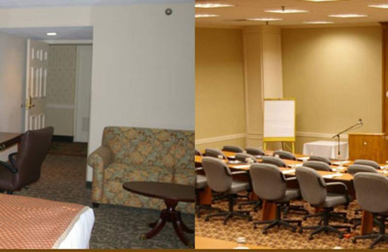 Accommodations at Sturbridge Host Hotel & Conference Center