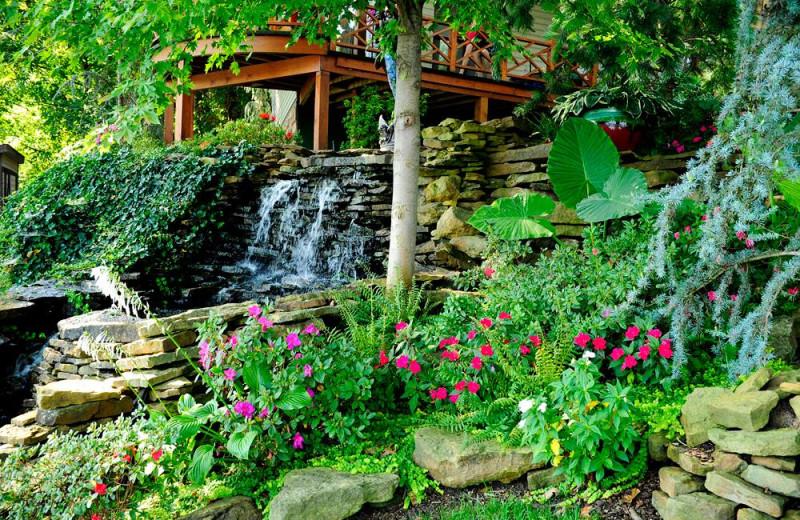 Gardens at Dream Catcher Point Resort.