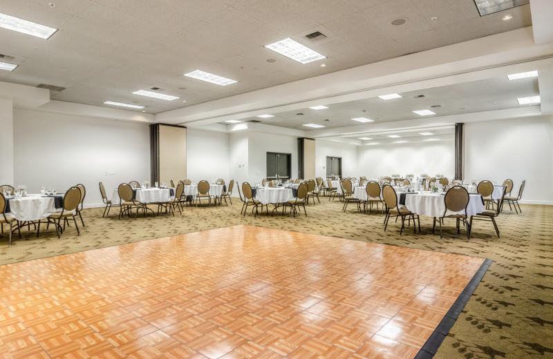Ballroom at The INN at Gig Harbor.