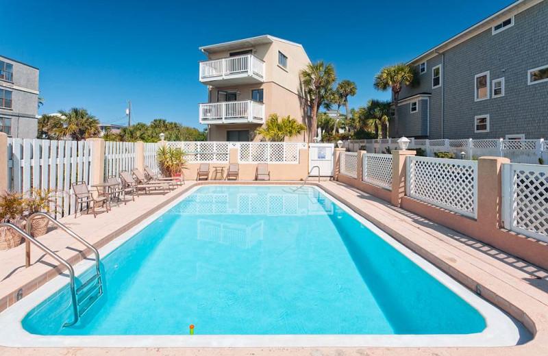 Vilano Beach House Rentals Part - 32: Paradise Ocean, 3 Bedrooms, Vilano Beach, Ocean Front, Pool, Sleeps 8