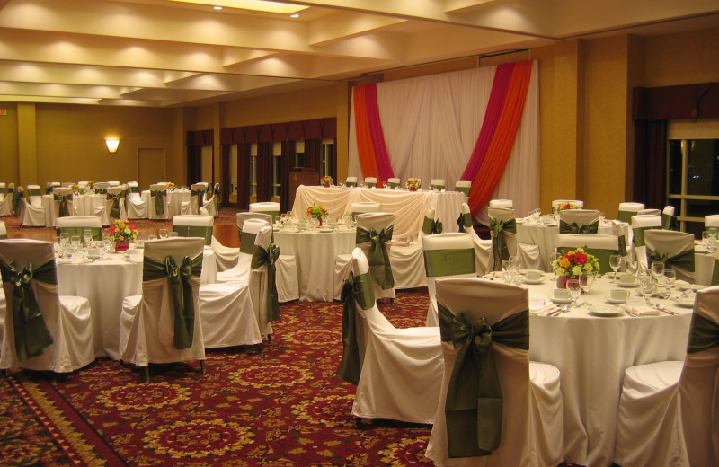 Ballroom at DoubleTree Fallsview.