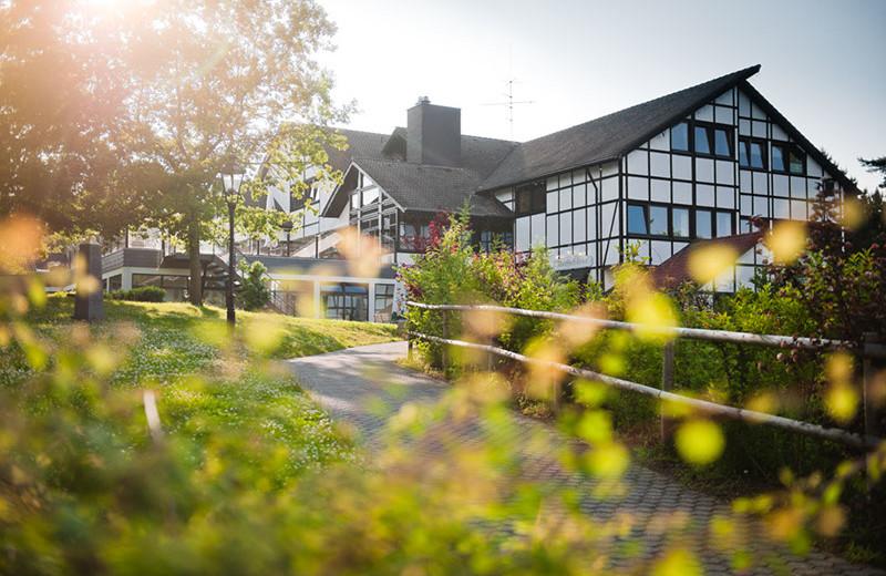 Exterior view of Sporthotel & Resort Grafenwald.