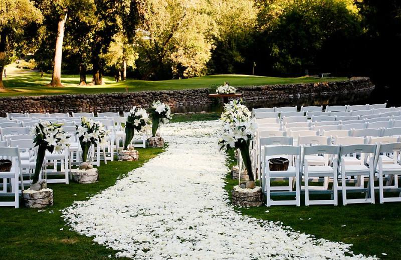 Weddings at Meadowood Napa Valley.