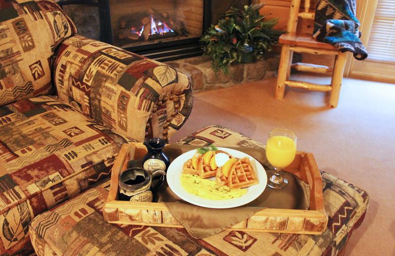 Breakfast House Mountain Inn.