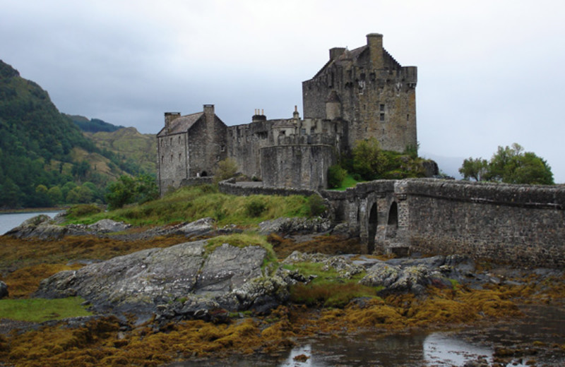 Castle near West Highlands.