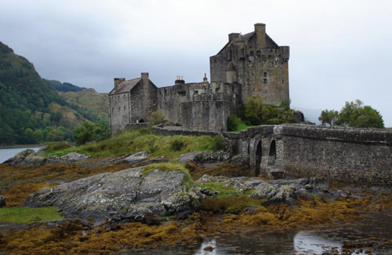 Castle near West Highlands.