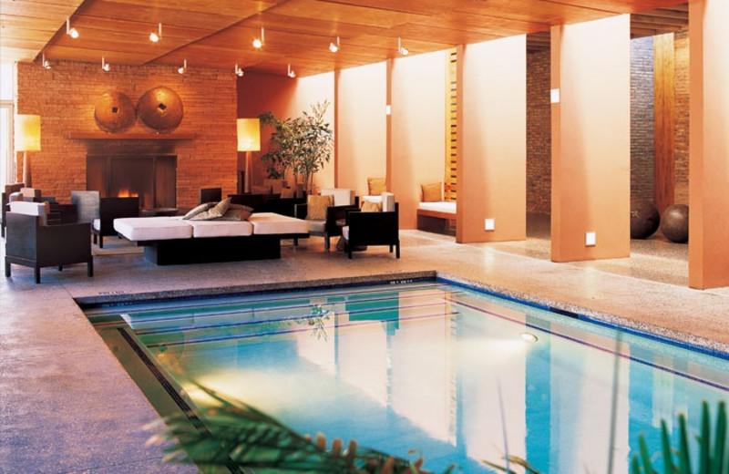 Indoor pool at Mii Amo A Destination Spa.