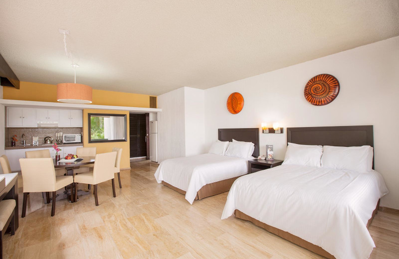 Guest room at Granada Country Club.