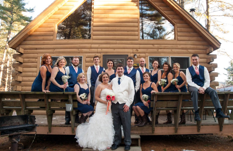 Weddings at Northern Outdoors.