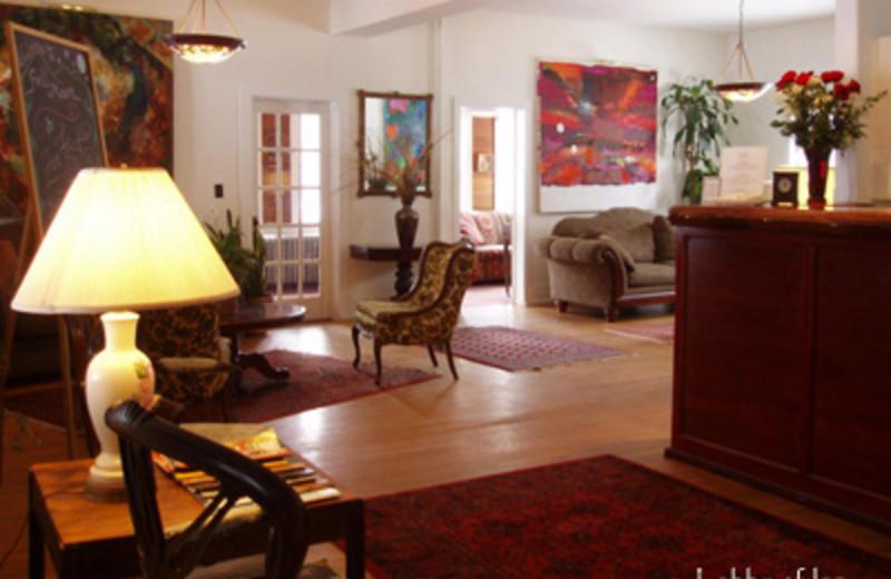 Lounge Area at Full Moon Resort