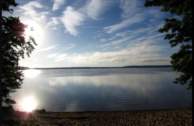 Penrod S Ausable River Resort Grayling Mi Resort