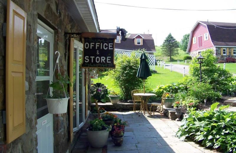 Store at Fieldstone Farm.