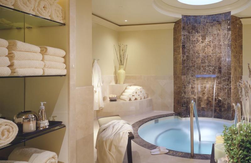 The spa at St. Regis Monarch Beach.