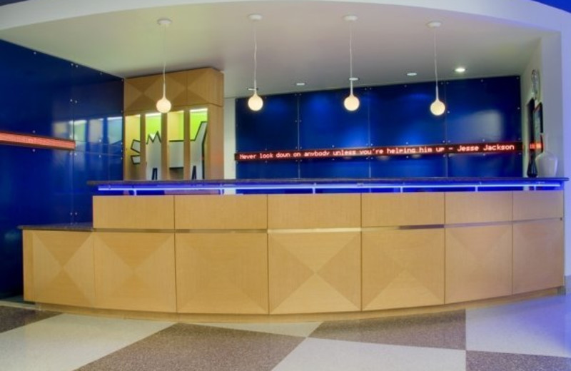 Front Desk at Fairfield Inn & Suites Chicago Downtown/Magnificent Mile Hotel