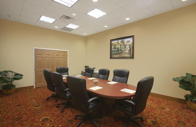 Meetings at Best Western Plus Sunset Suites Riverwalk.