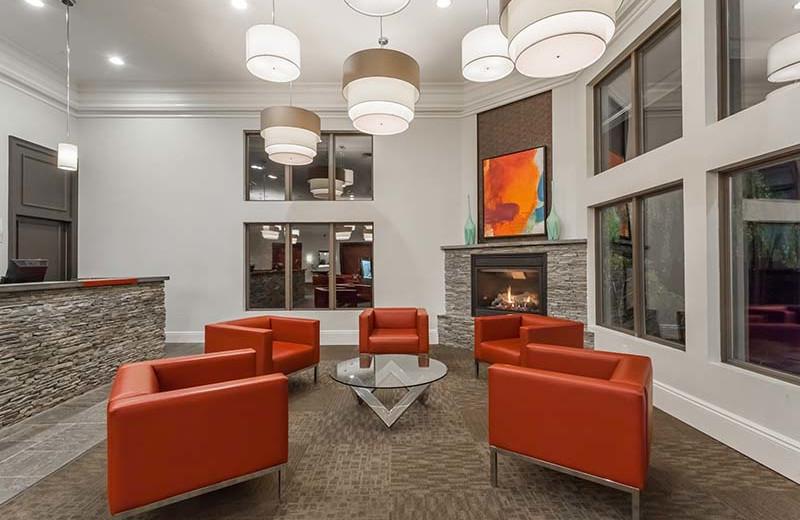 Lobby at The Sullivan.