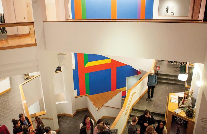 Art museum near The Porches Inn.