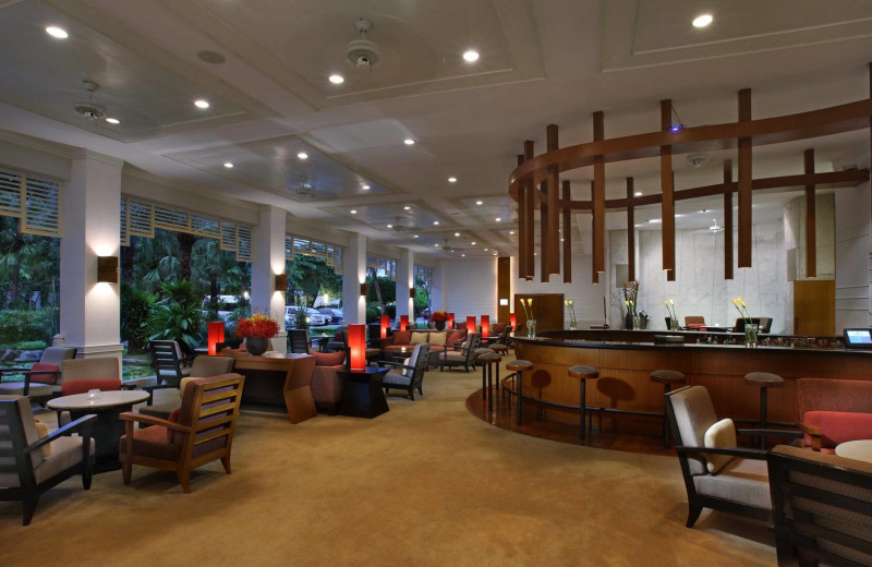 Lobby at Amari Garden Pattaya.