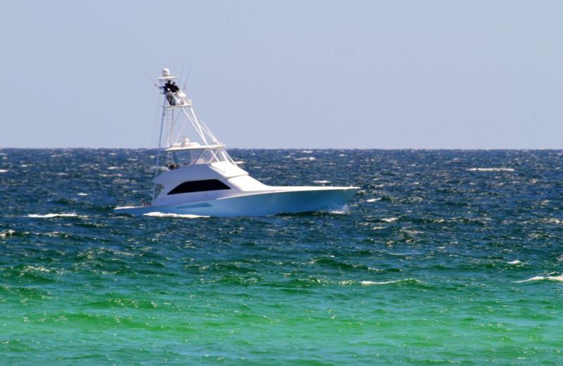 Boating at Alicia J. Hollis, Realtor.