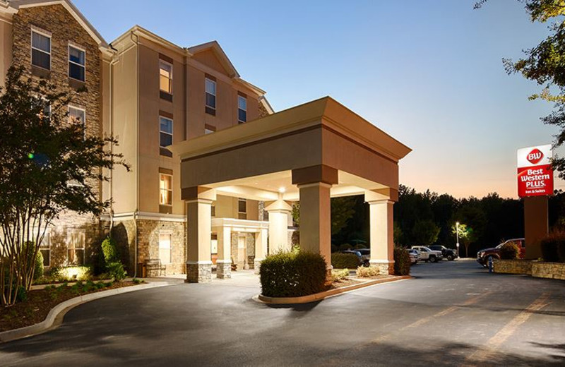 Exterior View of Best Western Plus Greenville South