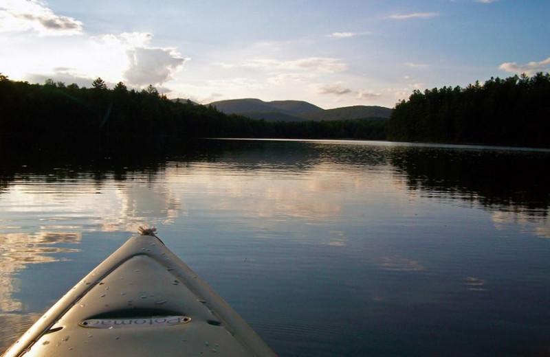 The Lake at Lapland Lake Nordic Vacation Center
